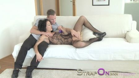Big Ass Aunty Riding On Cock