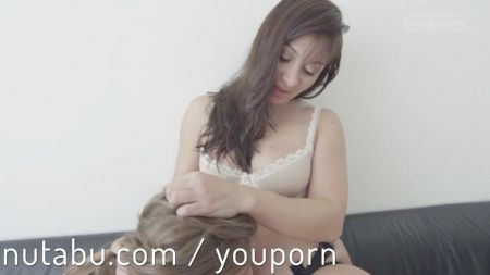 Girl Being Sucked Boobs And Being Fingered