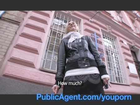 Public Agent With Husband