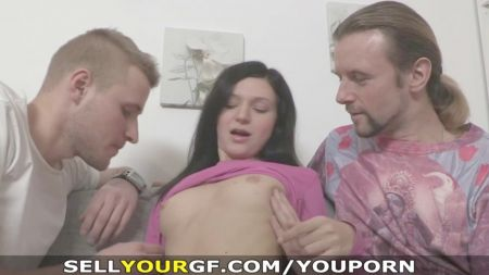 Long Pains With Small Pussy Hard Fucked With Blood