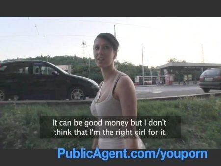 Porn Actress Going Horny