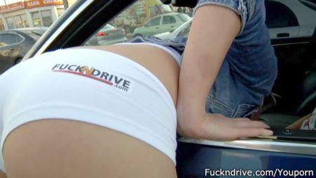 Desi Girl Fucked In Car