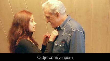 Japan Old Man Fuked Yang