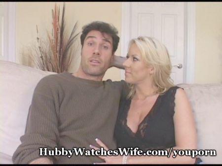 Husband Feeling Orgy By Sucking