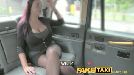 Sex In Taxi With Taxi Driver