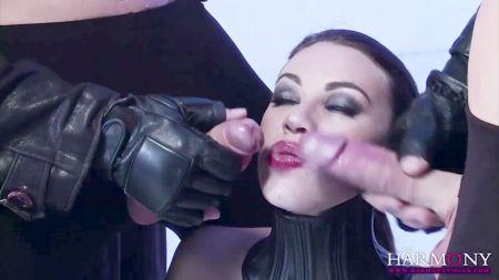 Black Angelika Compilation ... Big Boobs Anal -