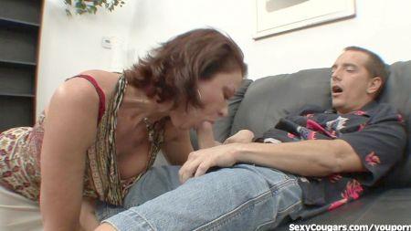 Beautiful Tits Gang Bang