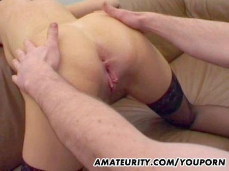 Horny Mom And Seduces Son