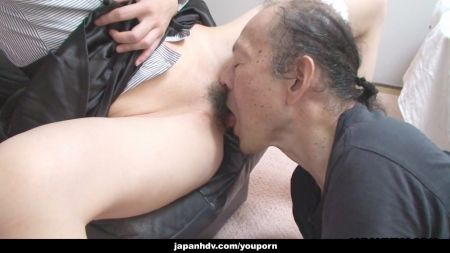 Hot Busty Aunt In Black Lingere Tits