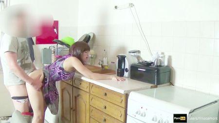Hindi Mom And Son Share A Bed