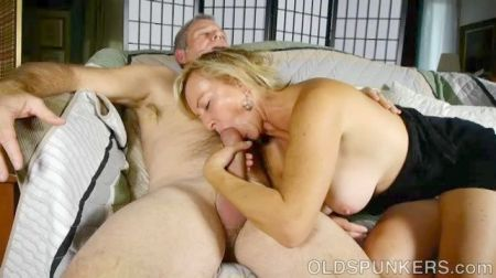 Hot Step Mom On Son