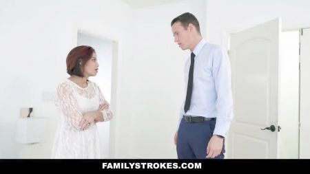 Male Maid And Lady Owner
