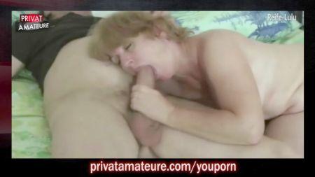 Familystrokes- Hot Mom Fucks Step-son
