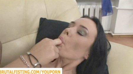 Desperate Step Mom Blackmailed Y Son