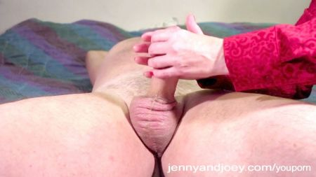 Girl Plays With Bbc