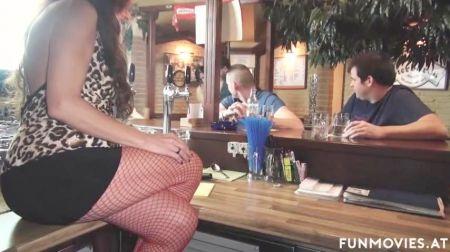 Grandpa Fuck With Teen For Beautiful Boobs Job
