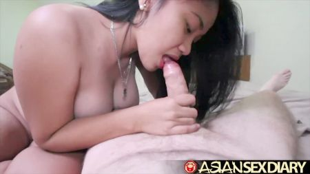 Cute Girl On Special Massage