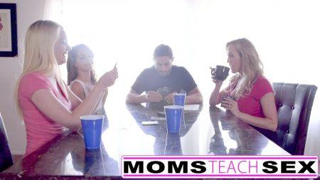 Mom Teach Son Sex Each Oder