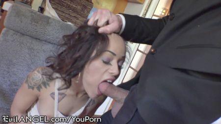 Split Screen Schoolgirl - Teenfidelity