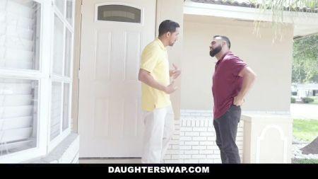 Mom Caught Son House