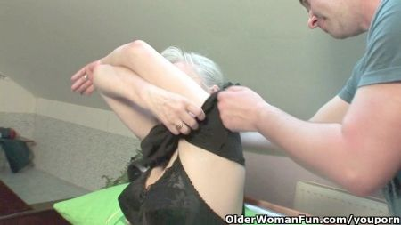 Darti Old Man Teen Girl