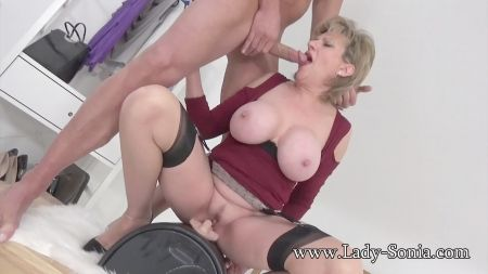 Busty Japanese Step Mom And Young Sons Part 2