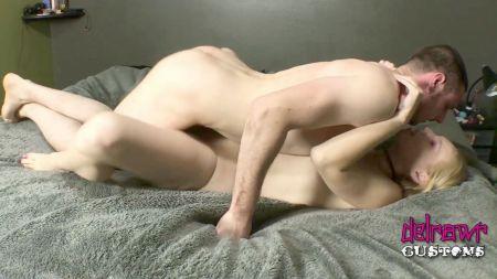 Blonde Love Asian Cock