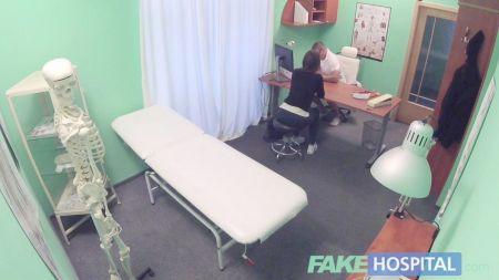 Surprise Hand Job In Room