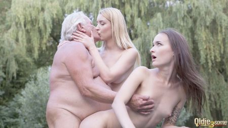 First Time Sex With Old Man